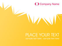 Corporate Business Template Background Royalty Free Stock Photos
