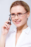 Corporate call Stock Photos