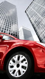 Corporate car Stock Photography