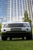 Corporate car - 4 x 4 Royalty Free Stock Photos