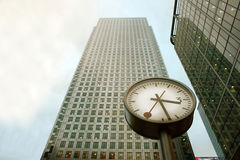 Corporate Clock Stock Images