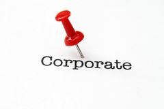 Corporate concept Stock Images