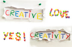 Corporate Creativity Royalty Free Stock Photo