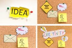 Creative ideas Royalty Free Stock Photo