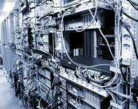 Corporate Data Center Stock Images