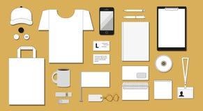 Corporate design elements vector. Corporate design various elements vector vector illustration