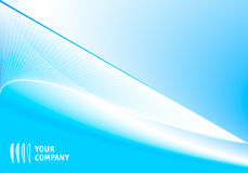 Corporate design template Royalty Free Stock Image
