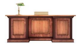 Corporate Desk Royalty Free Stock Photo