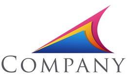 Corporate Emblem Design Royalty Free Stock Image