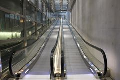 Corporate Escalator Stock Photography