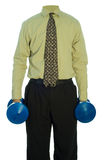 Corporate Exercise Stock Images