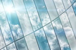 Corporate Flare Reflection Stock Photography