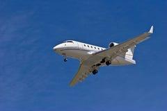 Corporate Flight Royalty Free Stock Photo
