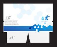 Corporate folder Royalty Free Stock Photo
