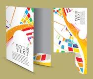 Corporate folder Royalty Free Stock Photography