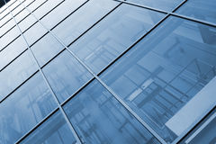 Corporate glass and steel Royalty Free Stock Images