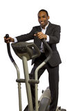 Corporate Gym Royalty Free Stock Photo