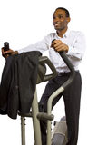 Corporate Gym Stock Image