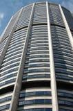 Corporate headquarter. Highrise office block for corporate headquarter Stock Photography