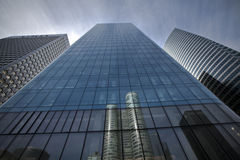Corporate HeadQuarters Building Royalty Free Stock Images