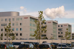 Corporate headquarters of NNIT Stock Photos