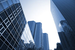 Corporate highrise - La Defense Stock Photography