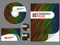 Corporate identity Royalty Free Stock Photography