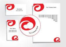 Corporate identity 5 Stock Photo