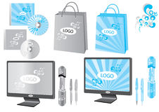 Corporate identity Stock Photos