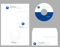 Corporate Identity Royalty Free Stock Image
