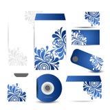 Corporate identity business set design. Illustration of Corporate identity business set design design Royalty Free Stock Image