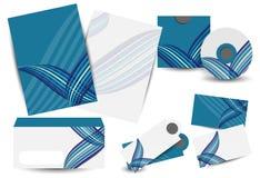 Corporate identity business set design. Illustration of Corporate identity business set design design Royalty Free Stock Photo
