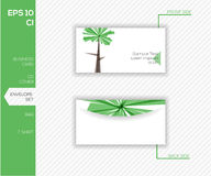 Corporate identity design for business - Abstract vector envelop Royalty Free Stock Photo