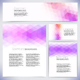 Corporate identity kit or business kit Royalty Free Stock Photos