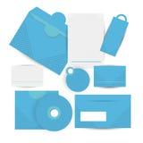 Corporate identity kit. vector Stock Image