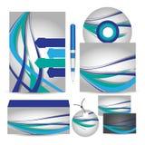 Corporate identity kit. vector Stock Photography