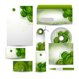 Corporate identity kit. vector Royalty Free Stock Photography