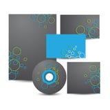 Corporate identity kit. vector Stock Photo