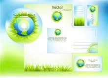 Corporate Identity Template. Stylized Corporate Identity Template design, Vector Stock Photos