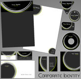 Corporate identity royalty free illustration
