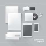 Corporate identity Stock Image