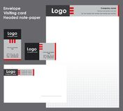 Corporate Identity Template Vector Stock Photos
