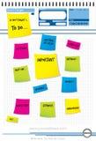 Corporate Identity Template Vector set Stock Image