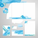 Corporate Identity Vector Stock Photography