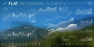 Corporate Infographic Vector Elements Collection. Corporate Infographic Elements is an excellent collection of vector graphs, charts and diagrams vector illustration