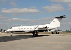 Corporate jet Royalty Free Stock Photo