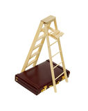 Corporate ladder Stock Photography