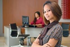 Corporate ladies. Ladies in the workforce in leadership roles Stock Photo