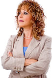 Corporate lady Royalty Free Stock Image