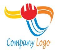 Corporate logo Stock Photo